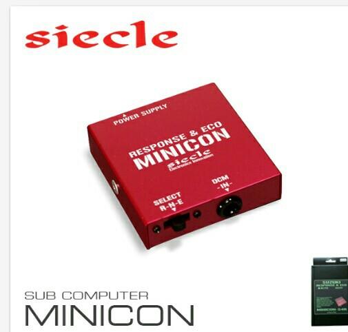 siecle / ジェイロード MINICON  α