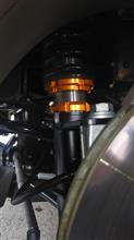 4C スパイダーautoplus 車高調サスペンションシステムの単体画像