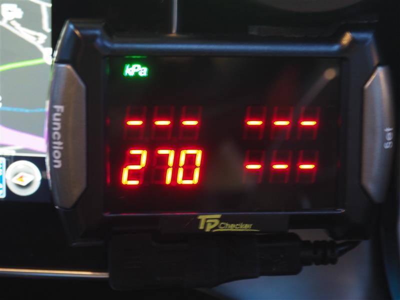 Orange electronic TPMS TP Checker  P405B