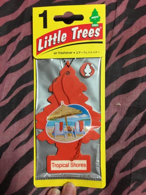 LITTLE TREE トロピカルショアーズ