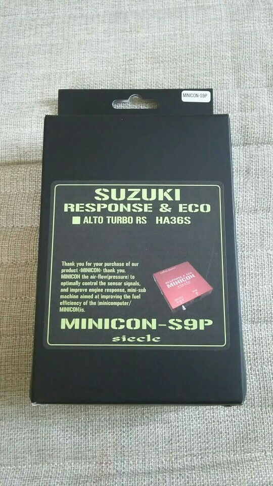 siecle / ジェイロード MINICON-S9P