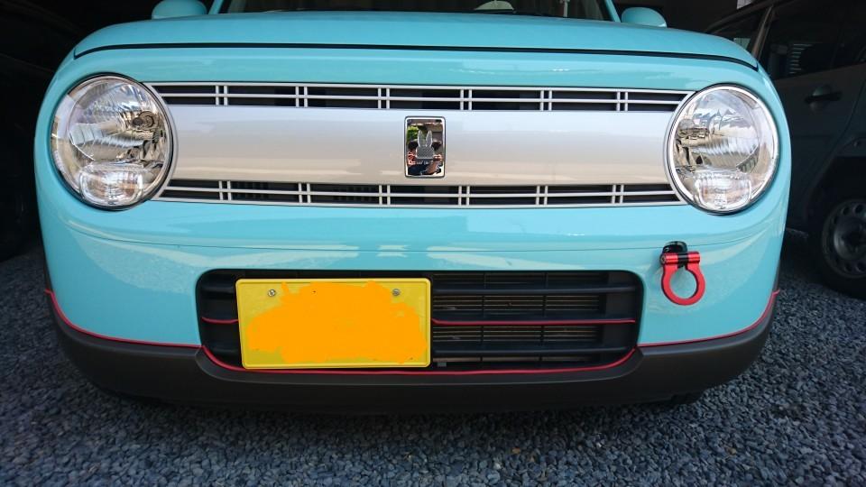 PVC66 カラーラインモール