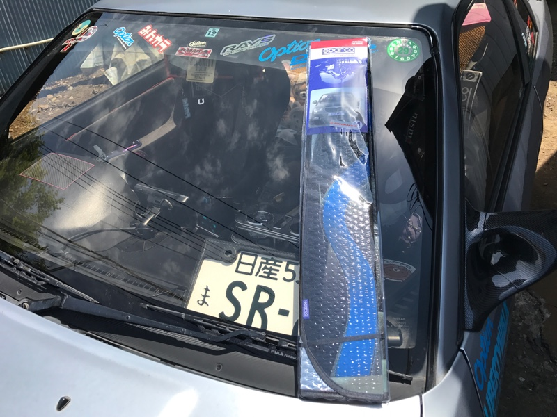 sparco サンシェード