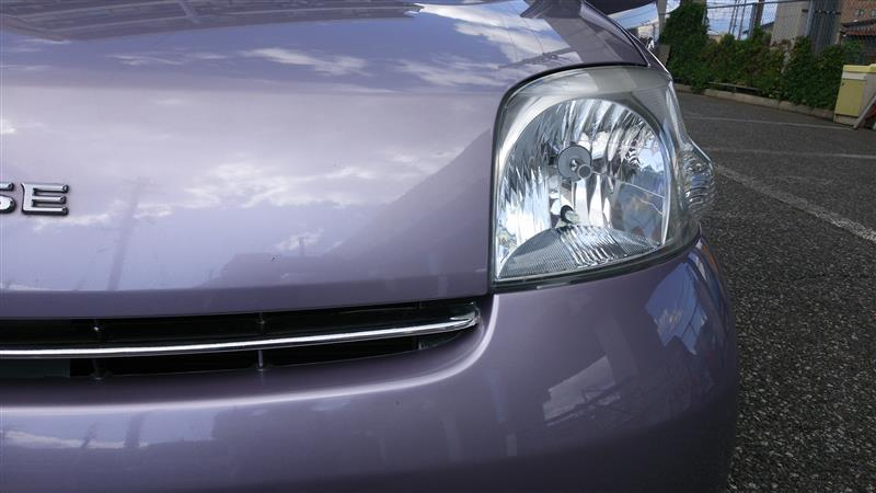 不明 LEDヘッドライト