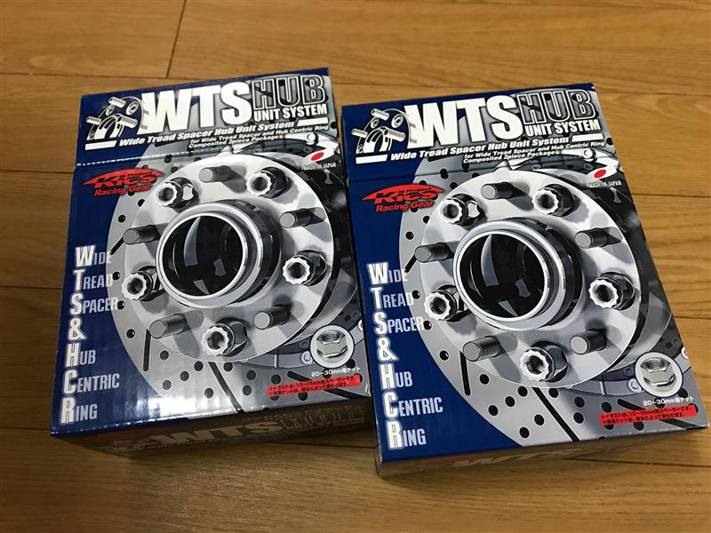 KYO-EI / 協永産業 KicS Racing geaR KicS Racing gear W.T.S. ハブユニットシステム
