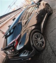 C-HRハイブリッド豪州(欧州)トヨタ 純正18インチホイールの全体画像