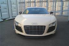 R8 (クーペ)balance it Front Lip Spoiler for Audi R8(42) の全体画像