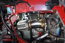 488GTBBrilliant Brilliant exhaust の単体画像