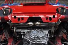 488GTBBrilliant Brilliant exhaust の全体画像