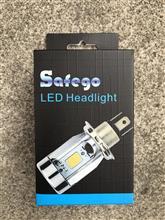 GSX400インパルスSafego LED Headlightの単体画像