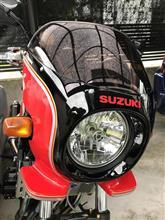 GSX400インパルスSafego LED Headlightの全体画像