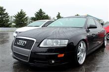 A6 (セダン)Audi純正(アウディ) S-Lineバンパーの単体画像