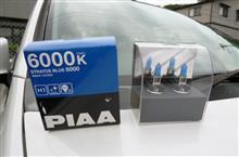 ランサーセディアPIAA ストラトスブルー 6000 H1の単体画像