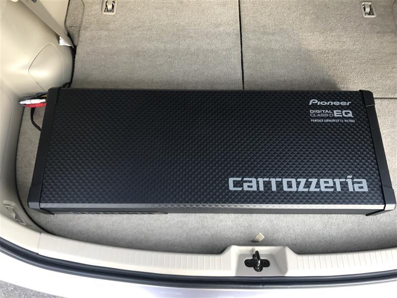 PIONEER / carrozzeria carrozzeria TS-WX70DA
