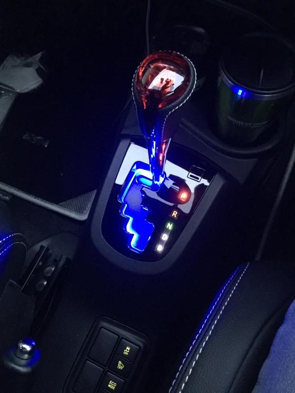 SEED STYLE(シードスタイル) LEDシフトイルミネーションセットAQUA用