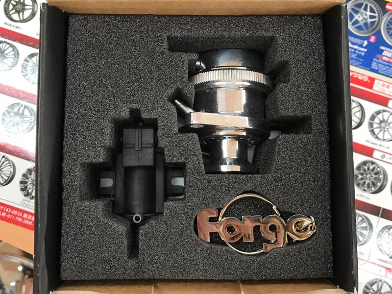 Forge Motorsport フォージ強化ディバーターバルブ