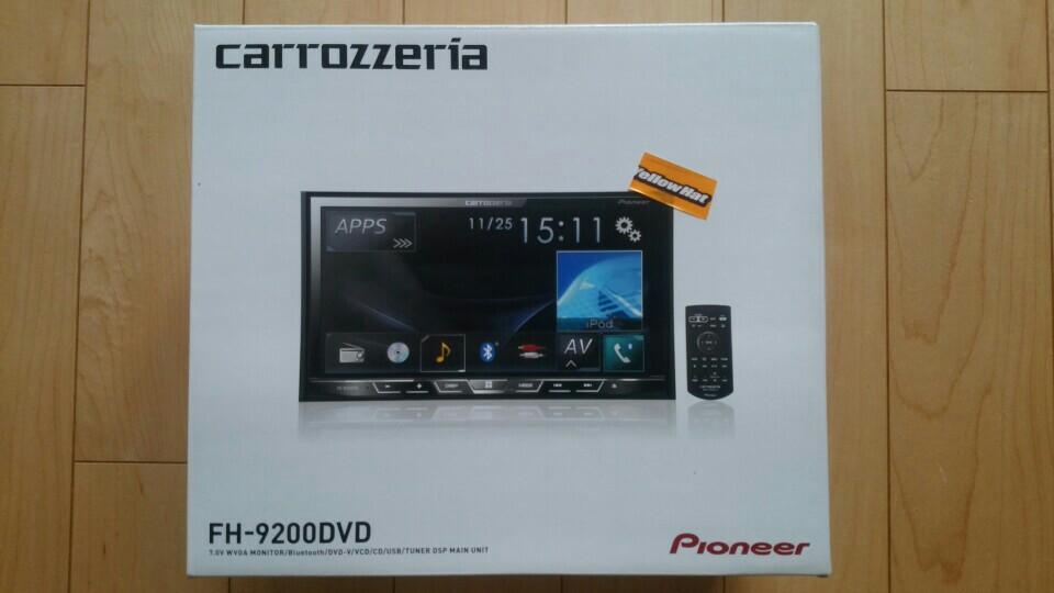 PIONEER / carrozzeria FH-9200DVD