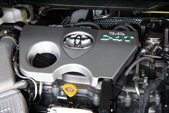トヨタ(純正) エンジン カバー