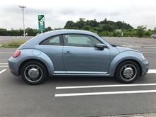 ザ・ビートル (ハッチバック)VW  / フォルクスワーゲン純正 Circle Blackの単体画像