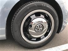ザ・ビートル (ハッチバック)VW  / フォルクスワーゲン純正 Circle Blackの全体画像