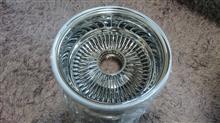 ブロアムセダンLA Wire Wheelの単体画像