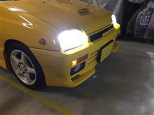 リーザNIGHTEYE AUTO LIGHTING LED ヘッドライト用バルブ H4互換の全体画像