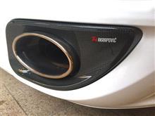 911 カブリオレAKRAPOVIC Exhaust System for Porsche 997 Turbo 2010の全体画像