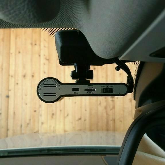 スマレコ ドライブレコーダー