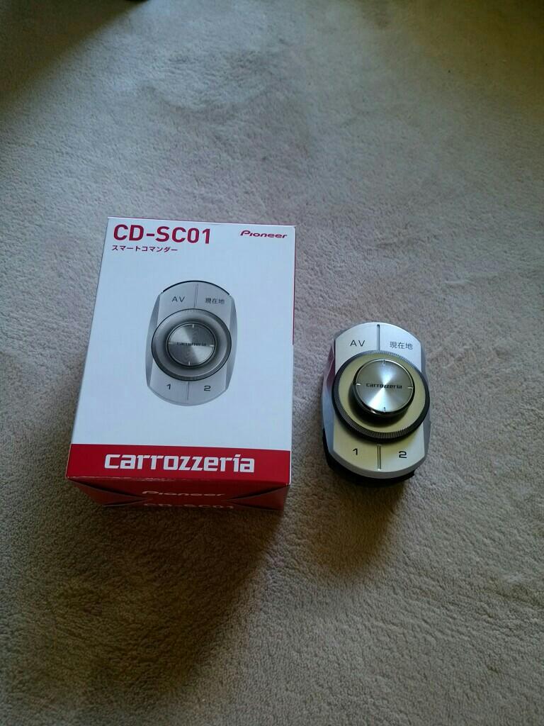 PIONEER / carrozzeria CD-SC01 スマートコマンダー