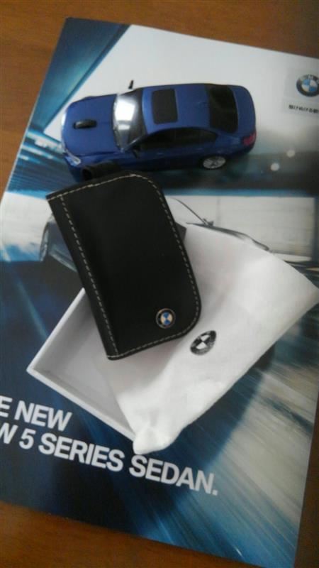 BMW(純正) 純正キーホルダー