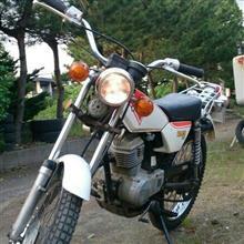 TL50M&H バイクビームの全体画像
