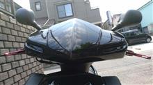 シグナスX SRM-DESIGN  フロントマスクの全体画像