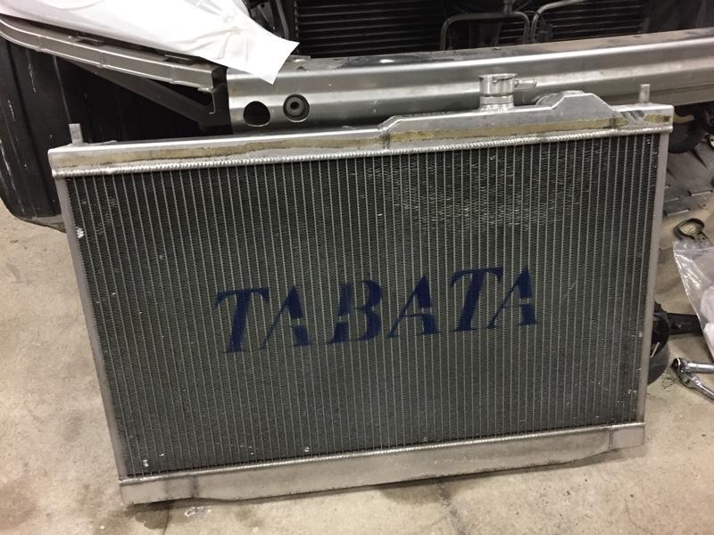 TABATA / 田畑ラヂエーター S2(エスエス)