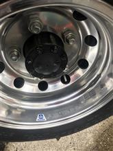 エルフトラックメーカー・ブランド不明 アルコア・アルミホイールの単体画像
