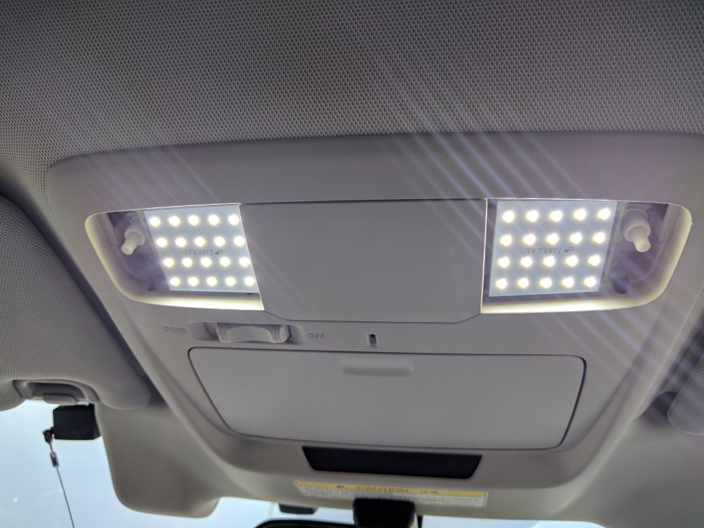 LIBERAL LEDマップランプ