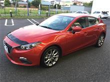 Mazda3マツダ(純正) マツダ純正アルミホイールの単体画像