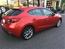 Mazda3マツダ(純正) マツダ純正アルミホイールの全体画像