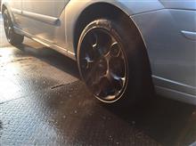"""フォーカス (ハッチバック)フォード(純正) OEM Ford Fiesta 17"""" Alloy Wheels - 5 Spoke Y Designの全体画像"""