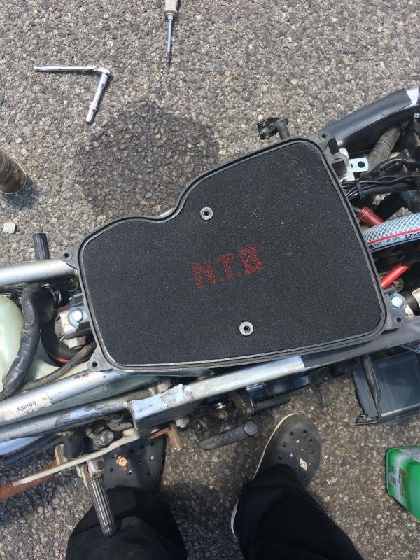 NTB /  エアフィルター