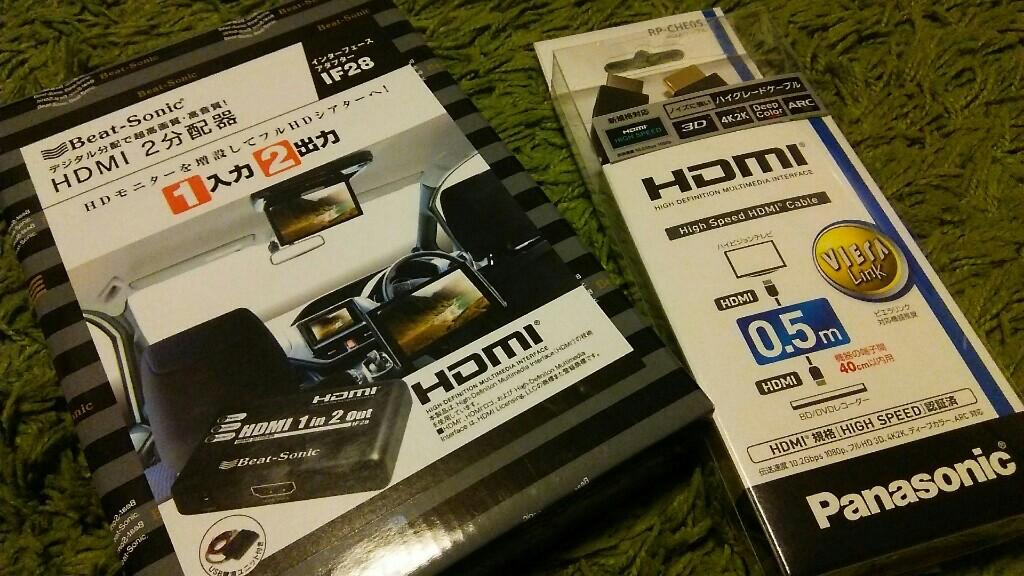 Beat-Sonic HDMI 分配器