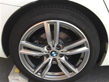 2シリーズ プラグインハイブリッドBMW(純正) BMWダブルスポーク スタイリング 486Mの単体画像