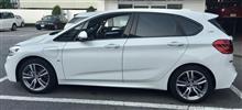 2シリーズ プラグインハイブリッドBMW(純正) BMWダブルスポーク スタイリング 486Mの全体画像