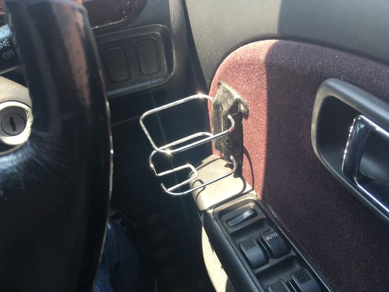 不明 観光バス用ドリンクホルダー