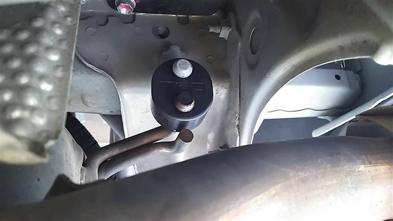 TRD / トヨタテクノクラフト マフラーサポート