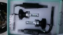 RS250Autofeel Ledヘッドライトバルブ H7 6500K 8000LMの単体画像