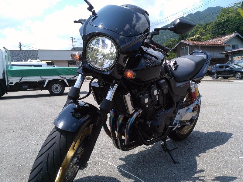 バイクパーツセンター ビキニカウル 汎用 φ180 ブラック