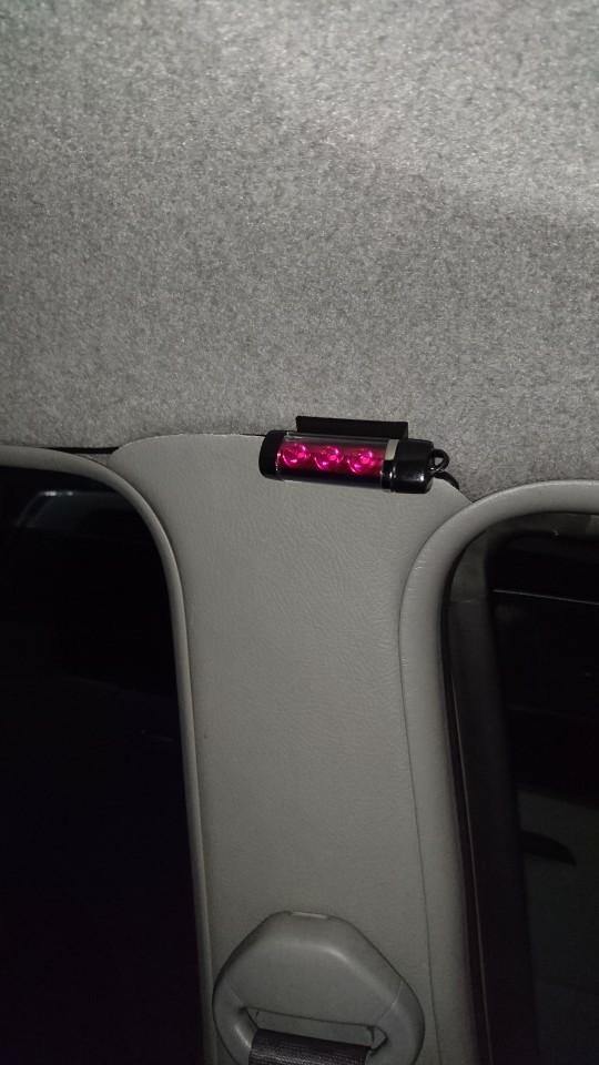 CARMATE LED3連×4カラーイルミネーション