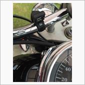 DAYTONA(バイク)  バイク専用電源 USB1ポート 2.1A