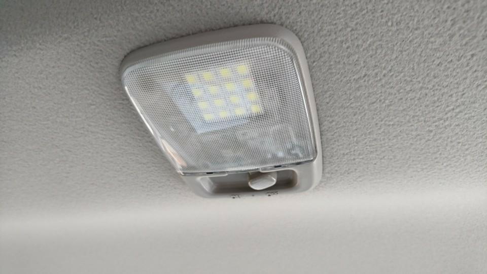HJO M20 NV200バネット LED ルームランプ 1点 [H21.5~] ニッサン 基板タイプ 圧倒的な発光数 3chip SMD LED 仕様 室内灯 カー用品 HJO