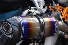 CBR250RRBEAMS GT-CORSAの全体画像